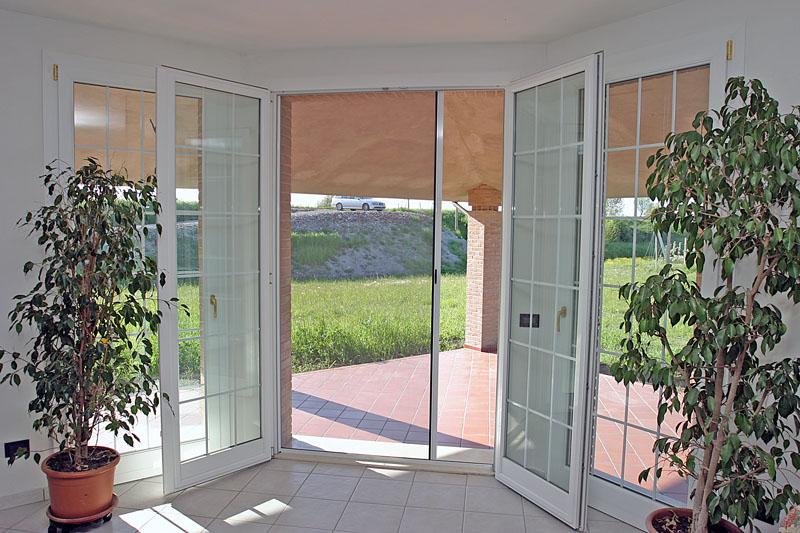 Croesus s r l zanzariere e tende - Tende per porte finestre ...